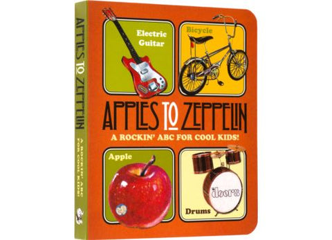 Laughing Elephant Apples to Zeppelin Board Book