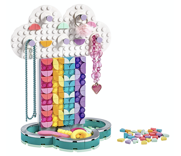 Lego Dots Jewellery Stand