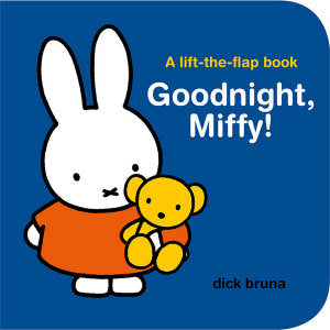 Goodnight Miffy by Dick Bruna
