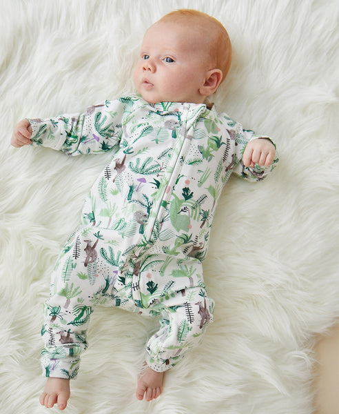 Halcyon Nights L/S, L/L Sleepsuit