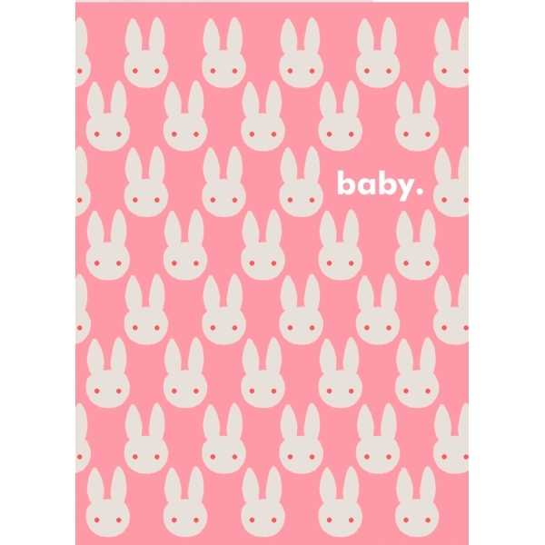 Carolyn Suzuki Bunnies Card