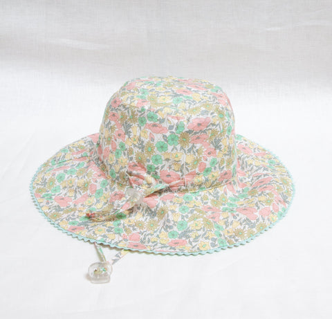 Pretty Wild Charlie Summer Hat Daisy Lime
