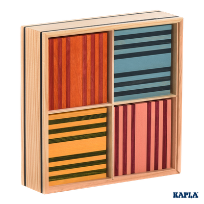 Kapla Octocolour Plank Box