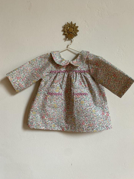 Pretty Wild Dolls Dress Bella - Spring Flowers
