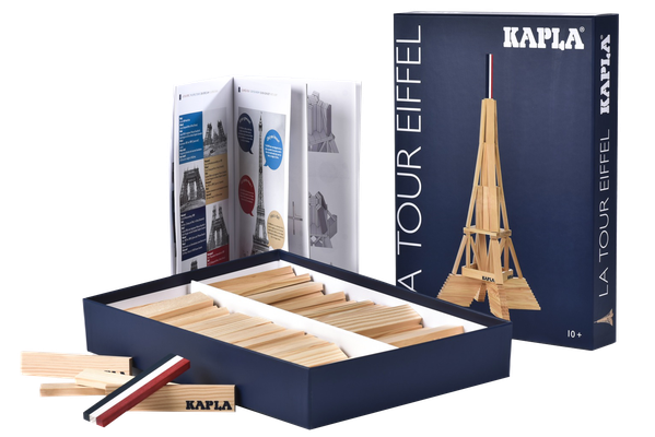 Kapla Eiffel Tower Set