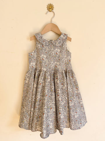 Pretty Wild Maria Dress Liberty Fog
