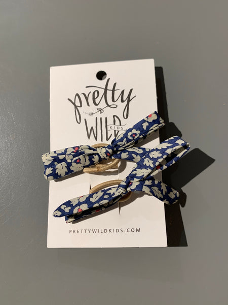 Pretty Wild Annette Twin Hair Elastic - Feather Fields