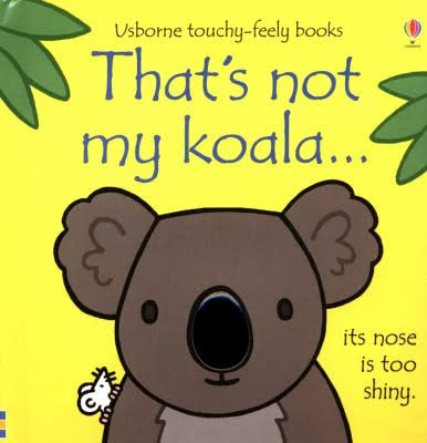 That's Not My Koala Board Book