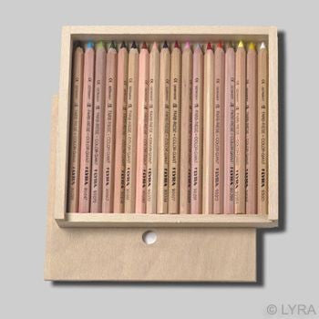 Lyra Wooden Pencil Case Large - Fits 18 Pencils