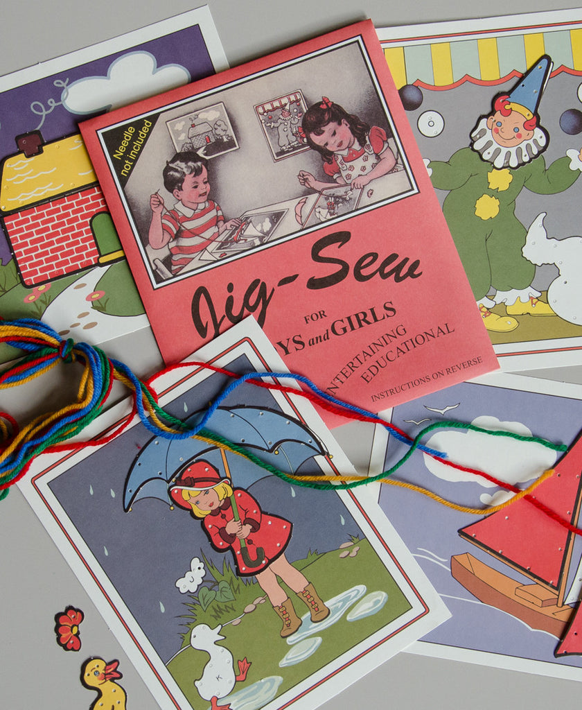 Kit Sewing Cards