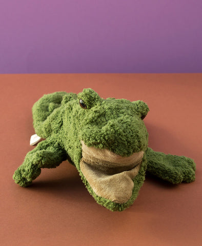 Kallisto German Hand Made Hand Puppet - Crocodile