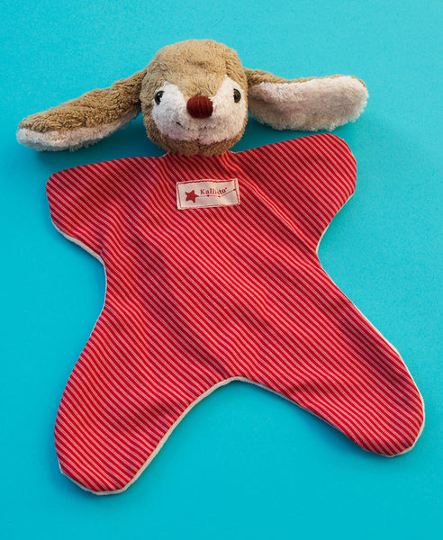 Kallisto German Hand Made Blankie Rabbit