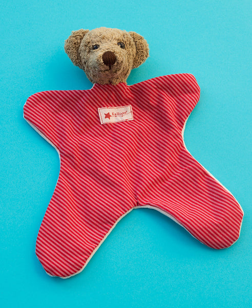 Kallisto German Hand Made Blankie Bear