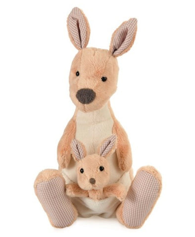 Egmont Alice Musical Kangaroo with Joey
