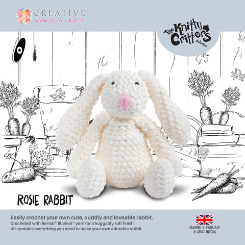 The Knitty Critters Collection - Rosie Rabbit