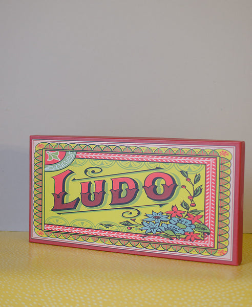 Knox & Floyd Ludo Board Game