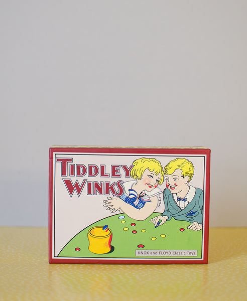 Knox and Floyd Classic Games Tiddley Winks
