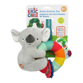 The Very Hungry Caterpillar Musical Koala Activity Toy
