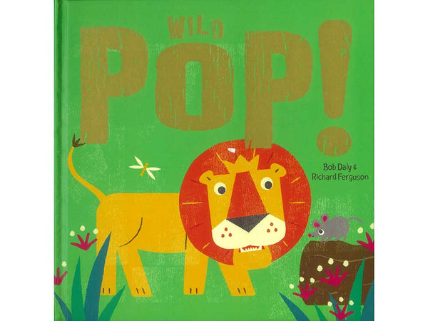 Wild Pop! Pop Up Book
