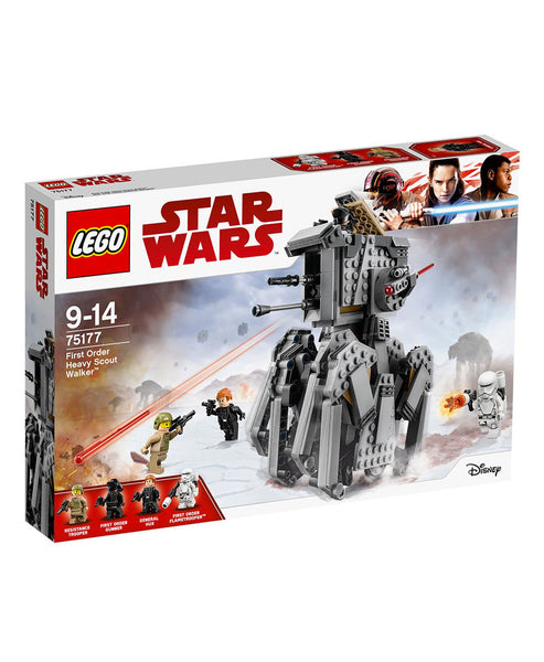 Lego Star Wars First Order Heavy Scout Walker