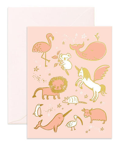 Fox & Fallow Magical Baby Animals