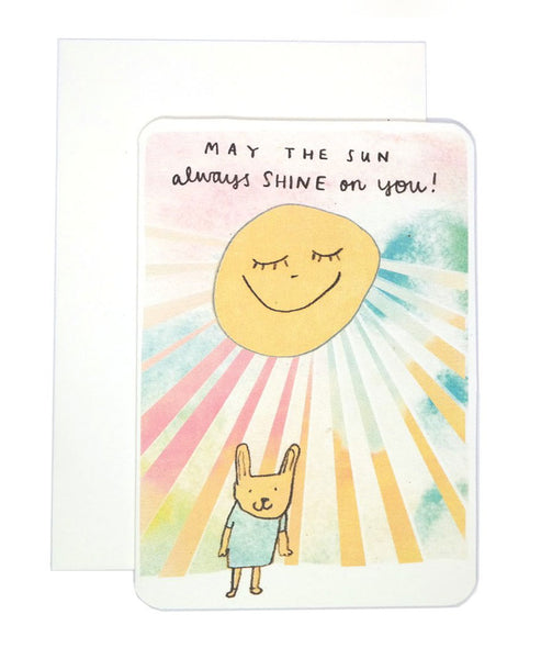 Laura Skilbeck Cards May The Sun Always Shine