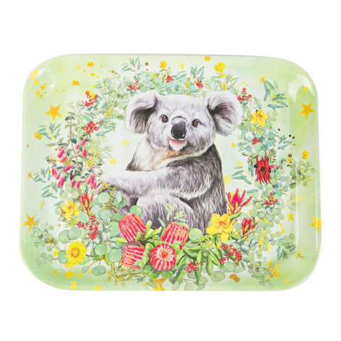 Lalaland Melamine Tray With Love From Downunder Vol. 2