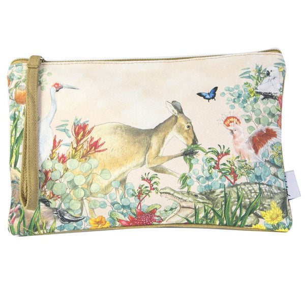 La La Land Clutch Purse / Pencil Case Love From Downunder