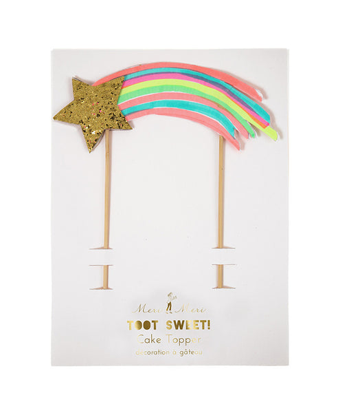 Meri Meri Shooting Star Cake Topper