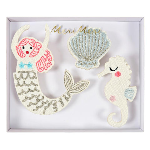 Meri Meri Mermaids Brooches