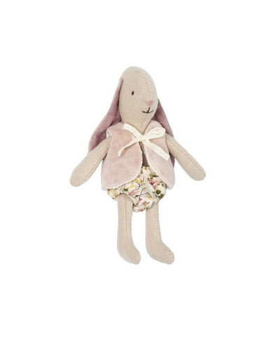 Maileg Bunny Micro with Pink Vest