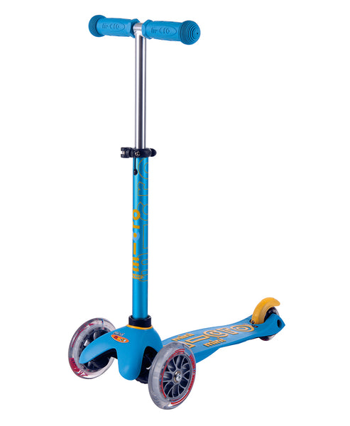 Micro Scooter Mini Deluxe Ocean Blue