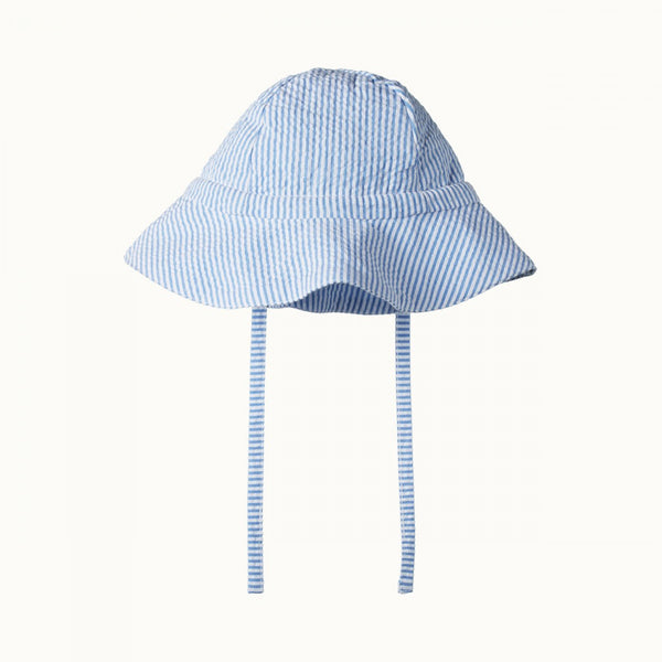Nature Baby Seersucker Sunhat