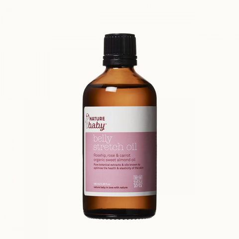 Nature Baby Belly Stretch Oil