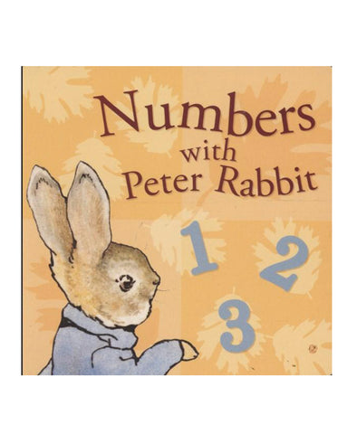 Numbers With Peter Rabbit