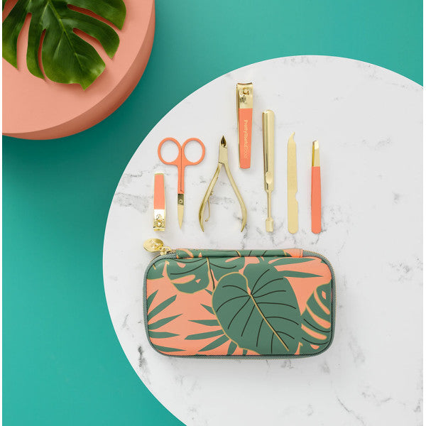 Pretty Useful Tools Manicure Kit Coral