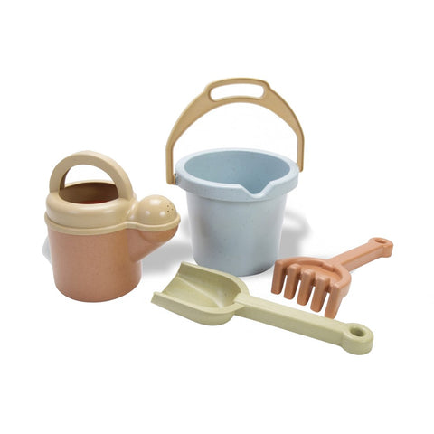 Dantoy Bio Bucket Set 4 Pieces