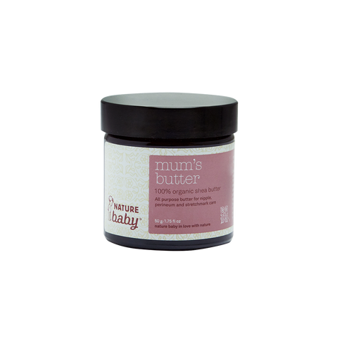 Nature Baby Mums Butter50gm