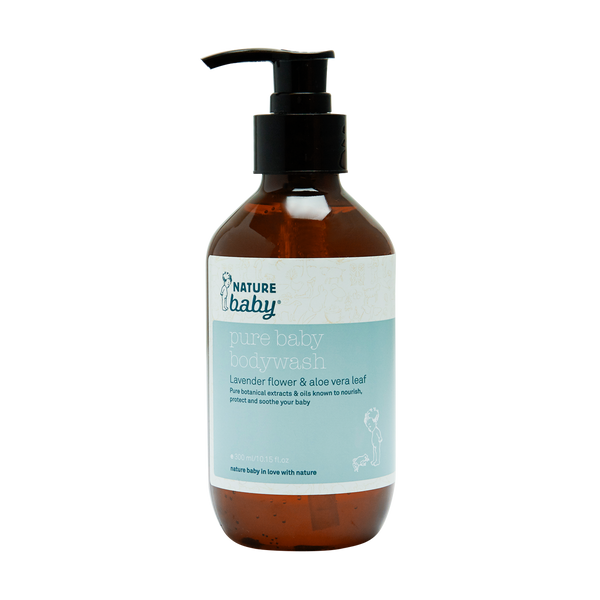 Nature Baby Body Wash 300ml