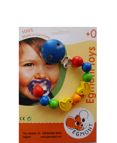 Egmont Pacifier Holder