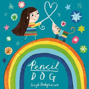 Pencil Dog By Leigh Hodgkinson
