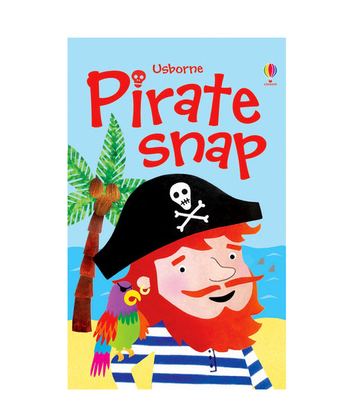 Usborne Snap Pirate