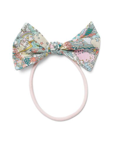 Pretty Wild Lucille Bow Elastic Headband Land of Dreams