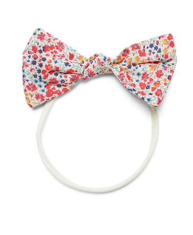 Pretty Wild Lucille Bow Elastic Headband Phoebe Flowers