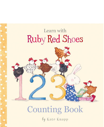 Ruby Red Shoes Counting Book