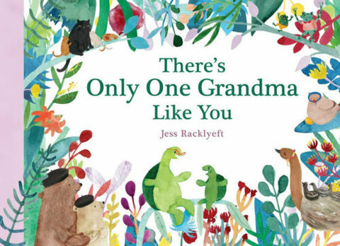 There's Only One Grandma Like You (hardback)