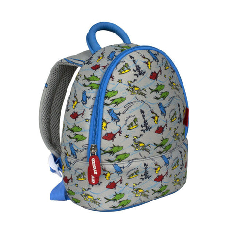 Nohoo Neoprene Dr Seuss One Fish Two Fish Backpack
