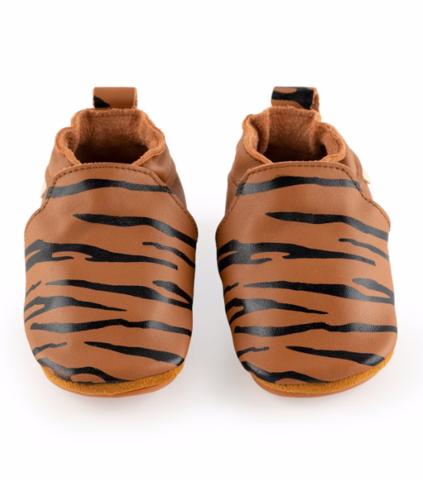 Boumy Sinki Tiger Shoe Cognac Leather