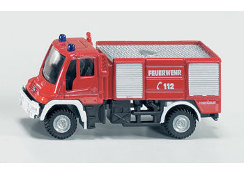 Siku Fire Mercedes Benz Engine 1:87 Scale