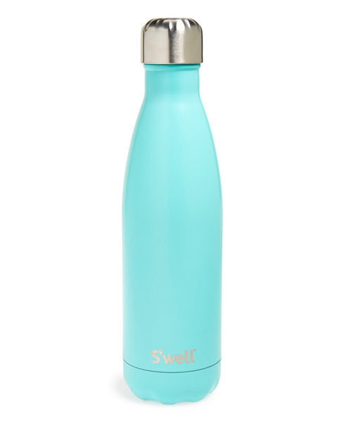 S'Well (Swell) Satin Colletion 500ml Turquoise Blue